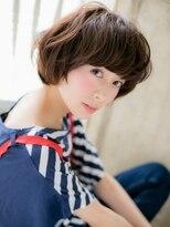 *髪質改善/おおたかの森*大人かわいい韓国風マッシュボブウルフa