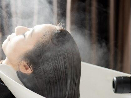 ニンフ ヘア (nymph hair)の写真