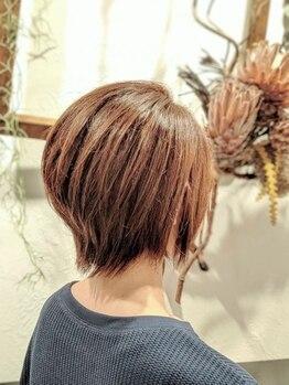 リルシープ(Lilsheep)の写真/ジアミンを使わない<ノンジアミンカラー>取扱い!低ダメージで頭皮にも髪にも優しく、綺麗な発色を叶える☆