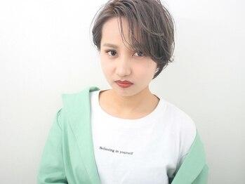 カシェート 狭山市西口店(cachette)の写真/【Change Myself★】自然体でラフな抜け感。髪を切って今よりもっと自分が好きになる。
