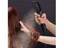 ヘアスタジオ コモ(HAIR STUDIO COMO)の雰囲気(ダメージレス効果で、「水パルッキー」モルビドスチームを導入。)