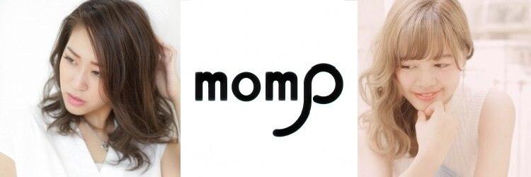 モンプ(momp)のサロンヘッダー