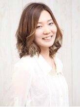 ヘアーサロン アージェ(Hair Salon Ange)フェミニンヘア