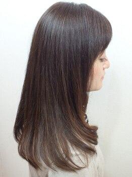 美容室 バンブー(BAMBOO)の写真/【お得なクーポン多数】どんな髪のお悩みにも寄り添えるよう商材を豊富に取揃え◎理想のカラーが叶うサロン