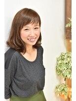 ボンズ ヘアー 港店(Bonds Hair)BONDS キャプテン ★ツヤボブスタイル★