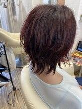 ヘアモード ビバップ(hair mode BEBOP)外ハネショート
