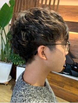 ヘア アトリエ マム(hair atelier mum)の写真/[東加古川駅すぐ]男性オーナーが担当★ON/OFFどちらも決まる好感度UPスタイルに!入りやすい雰囲気が◎