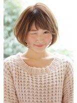 モッズ ヘア 海浜幕張店(mod's hair)愛されボブ【LOUISE 2008S/S】