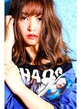 ヘアーメイクグレース 松山インター店(HAIR MAKE GRACE)ラフ☆カワ カジュアル系ミディアム