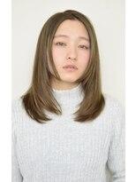 オブヘアー 鷺沼店(Of HAIR)シンプルストレート☆