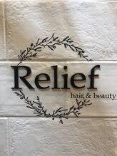 リリーフ(hair&beauty Relief)hairbeauty Relief