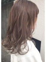 マイ ヘア デザイン(MY hair design)ハイライトで透明感カラー
