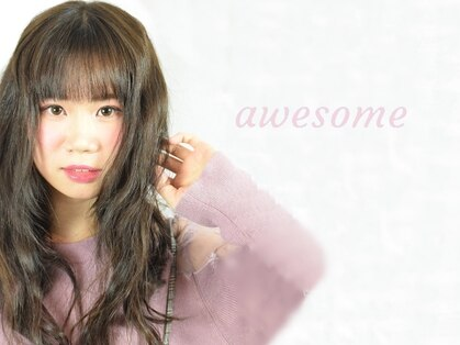オーサム(awesome hair&spa)