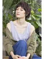 【Door】Short Hair×Soft Perm No.2