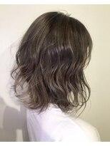 ヘアアンドビューティー クローバー(Hair&Beauty Clover)highlight × ash