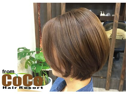 ヘアリゾート フロム ココ(HairResort fromCoCo)の写真