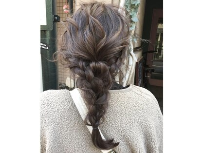 ハンモックヘアーサロン ココナ(Hammock Hair Salon COCONA)の写真