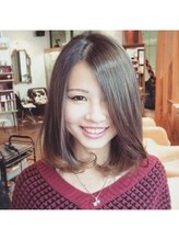 スナージーヘアーメイクス(SNAZZY HAIR MAKES)グレージュbob