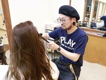 ヘアアフェクト ニーナ(hair Afecto nina)の写真/ヘアスタイルを通して出会う人をHAPPYに★実力派スタッフがあなただけのオーダーメイドスタイルを実現♪