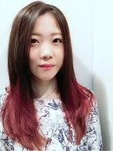 ムジカ ヘア ラウンジ(Musica HAIR ROUNGE)【MusicaHAIRROUNGE】ピンクグラデーション
