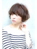 ソレイユ(Soleil)【表参道】Soleil菊地<ナチュラルショートボブ>