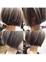 コレット ヘアー 大通(Colette hair)モード×ボブ