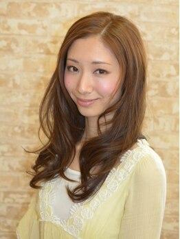 トゥウィンクル(twinkle)の写真/【鶴ヶ峰】髪に優しいカラーならtwinkleにお任せ!傷んだ髪をしっかりケア&キレイな色味がずっと続く♪