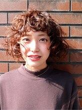 アルゴンキントウキョウ(THE ALGONQUIN TOKYO)外国人風カーリー♪