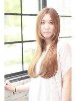 オーブ ヘアー コト 京都北山店(AUBE HAIR koto)ド定番☆モテ艶ロング☆
