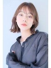 ガリカ(Gallica kinshicho)『 グレージュ & 毛束感 』無造作・毛束感ミディアム☆