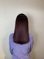 キャラ 池袋本店(CHARA)髪質改善とうる艶バイオレット【バイオレット/池袋/佐々木】