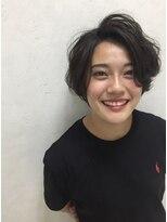カイノ イオン鹿児島中央店(KAINO)★小顔ショート