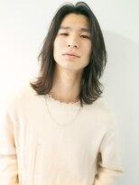 【AO 晴】メンズナードパーマ◎質感◎レイヤーロン毛