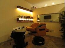 カプセルヘアーサロン(CAPSELL Hair Salon)の雰囲気(周りが全く気にならない、自分だけの空間。)
