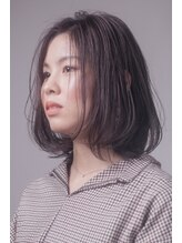フラココ 神楽坂(hurakoko kagurazaka)【hurakoko松下仁美】柔らかボブスタイル