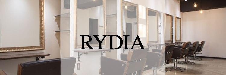 リディア 新宿東口店(Rydia)のサロンヘッダー