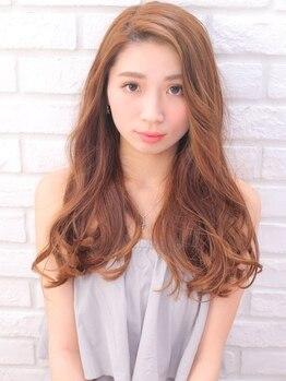 シナヘアー 清澄白河店(SHINA hair)の写真/【カット+コラーゲンつやカラー初回¥9900→¥8900】ダメージレスで理想のあなた色に☆髪と地肌に優しさを…