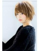 リル ヘアーデザイン(Rire hair design)【Rire-リル銀座-】美シルエットショート