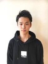 ファースト 長町店(first)【first長町】ツーブロックメンズショート