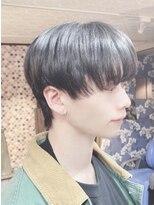 ロコマーケット 下北沢店(hair meke Deco.Tokyo)マッシュウルフ