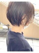 モッズヘア 仙台PARCO店(mod's hair)【奥山】軽めショート×ブルーベージュ★
