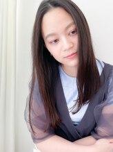 ココ ヘアーアンドライフスタイル(COCO hair&lifestyle)艶髪ストレート