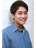 ジョエミバイアンアミ(joemi by Un ami)【joemi】ソフトサイドパートに小顔束感カット(大島)