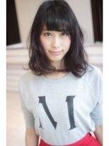 黒髪美人☆