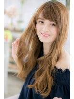 ミック ヘアアンドメイクアップ 日暮里店(miq Hair&Make up)トキメキ♪ドール風ロング【miq 日暮里】