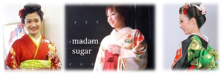 サロン ド ボーテ マダムシュガー(Salon de Boute Madam Sugar)のサロンヘッダー
