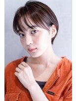 ケイト(kate)【kate 大宮】マッシュショート×ブラウンアッシュ