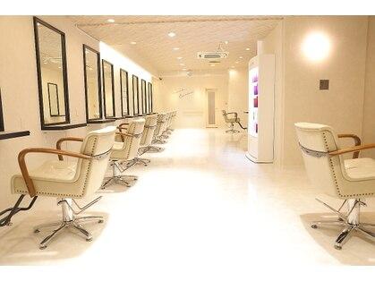 ヘアーメイク ブランニュー 東生駒店(hair make Brand new)の写真