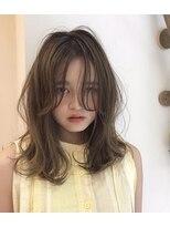 モッズヘア 仙台PARCO店(mod's hair)ゆるふわミディ