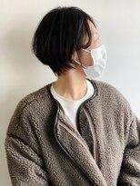 ラトリエコンタン(L´atelier Content)【yumi】柔らかショートボブ